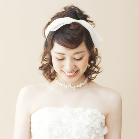 洋装ショートヘア03