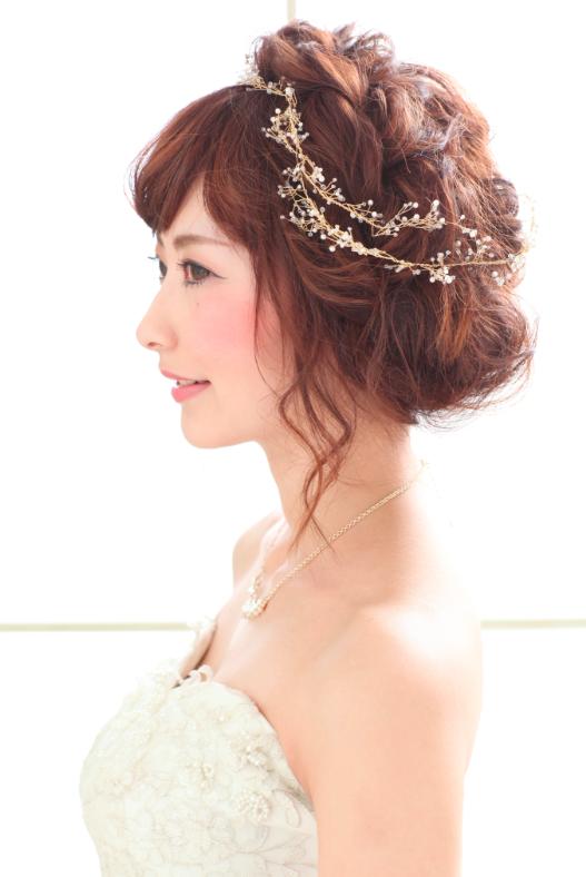 なりたい理想の花嫁になれる!!2017年トレンドを抑えた髪型&ヘッドアクセサリー08
