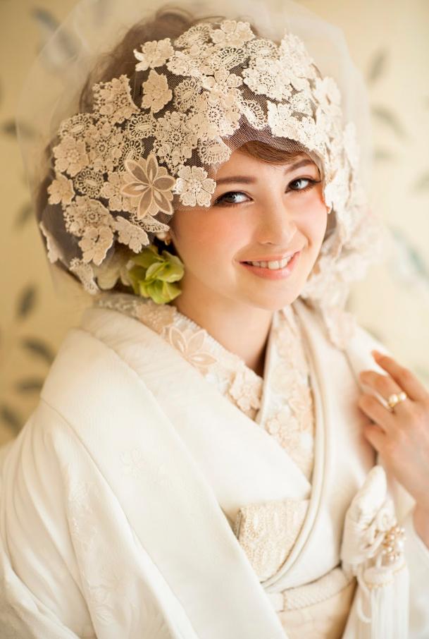 プレ花嫁様必見!和装に似合うヘアスタイルBEST306