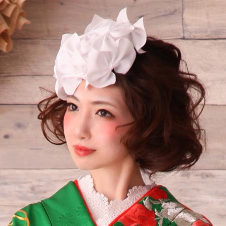 【NEW】最新「なりたい♡」花嫁ヘアアレンジ 見つけた!08