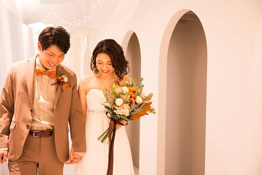 札幌でフォトウェディング撮影するなら札幌フォトウェディングカウンターにご相談を!